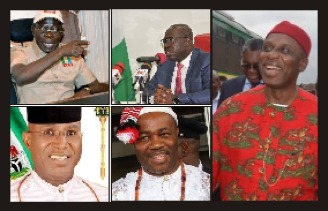 Group unveils Omo Agege as leader of South South zone